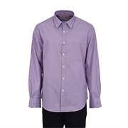 Premium Cotton Slim Fit Long Sleeve Shirt WST18F007C-CH0102