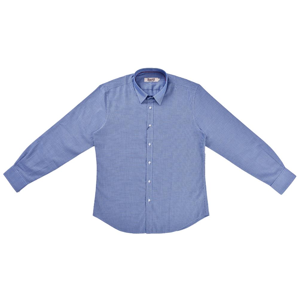 Premium Cotton Slim Fit Long Sleeve Shirt WST18F007C-CH0102