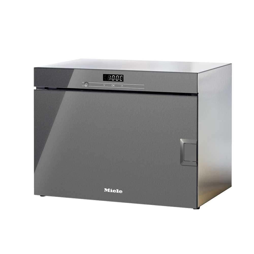 Miele Freestanding Steamer DG6001 Grey